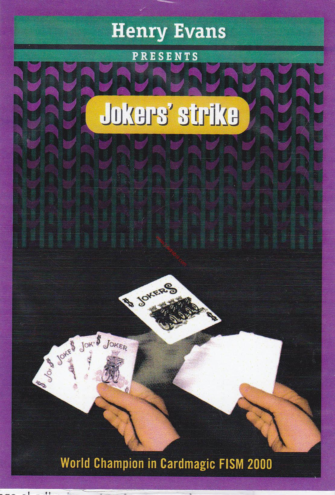 JOKER'S STRIKE