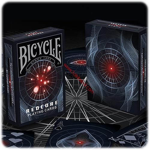 BARAJA BICYCLE REDCORE