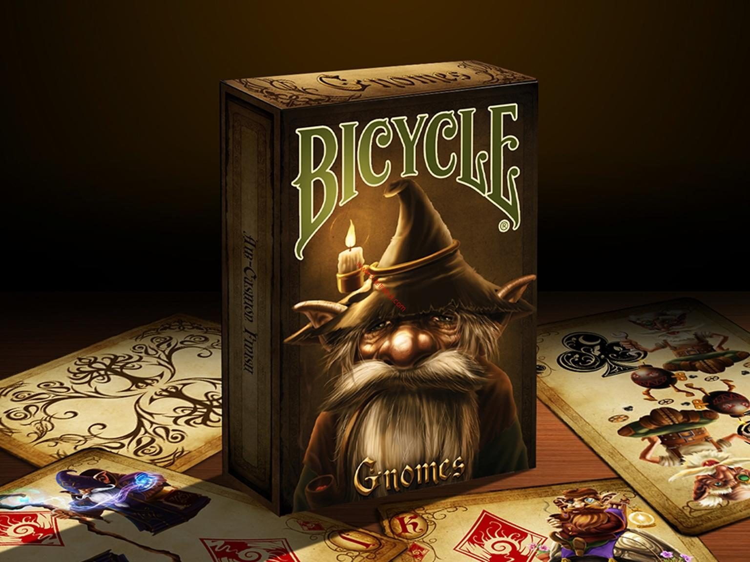 BARAJA BICYCLE GNOMES