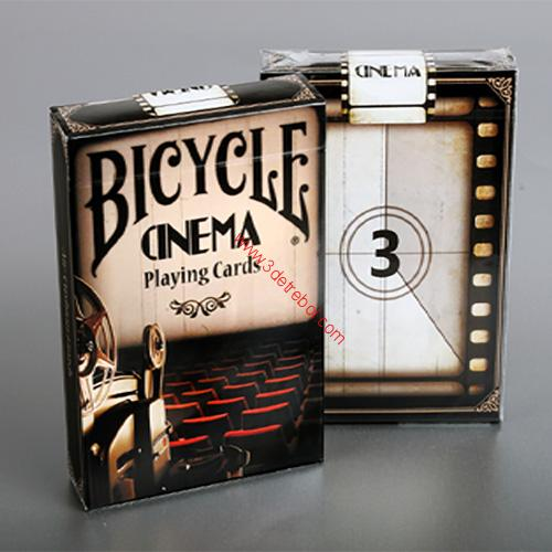 BARAJA BICYCLE CINEMA