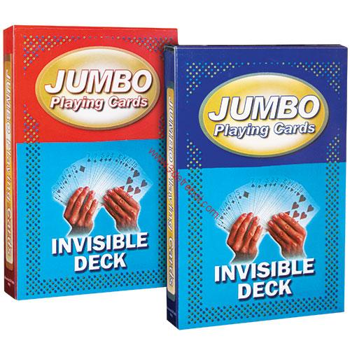 BARAJA  INVISIBLE JUMBO IDEAL