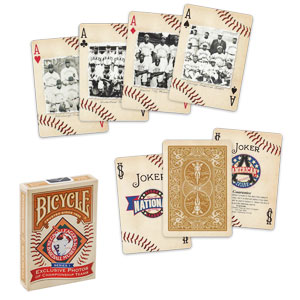 BICYCLE NEGRO LEAGUES