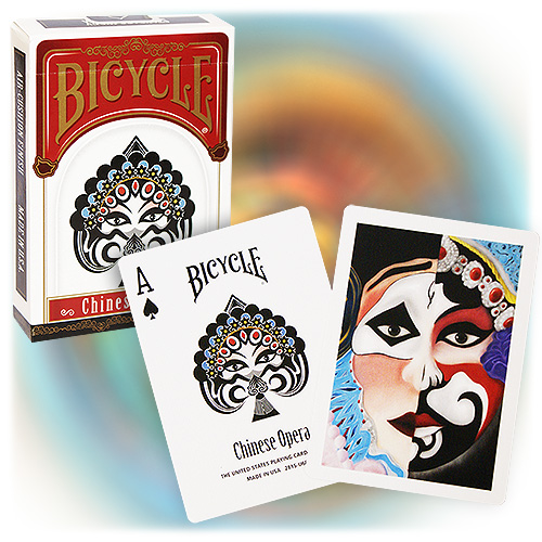 BICYCLE CHINESE OPERA