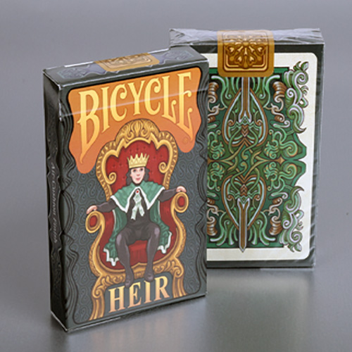 BARAJA BICYCLE HEIR