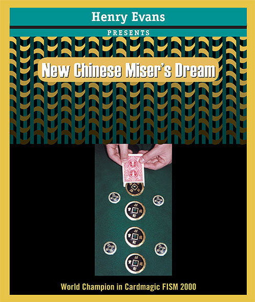 NEW CHINESE MISER'S DREAM