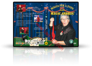 APRENDE MAGIA CON MAGIC ANDREU VOL. 2